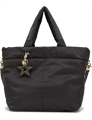 JOY RIDER SMALL TOTE WITH CROSS BODY STRAP