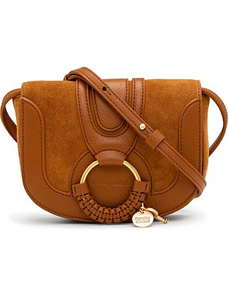 HANA MINI LEATHER CROSSBODY BAG