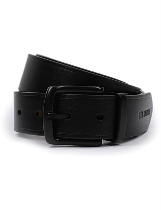 450fea402f8bc BLACK BUCKLE REVERSIBLE BELT