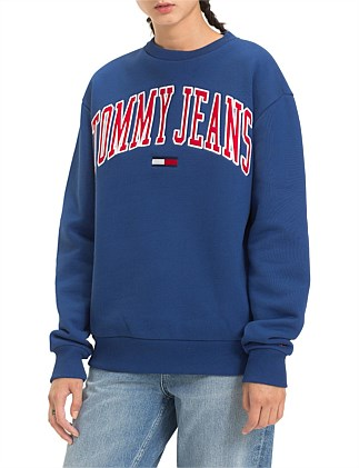 86664d6ce3c Tommy Classics Logo Crew Special Offer. Tommy Hilfiger