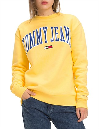 6a6b706413ab Tommy Classics Logo Crew Special Offer. Tommy Hilfiger