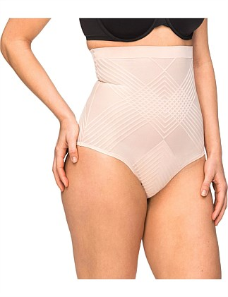 BODY PERFECTION HIGH WAISTED BRIEF