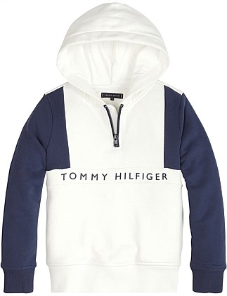 78d50305a Tommy Colorblock Hoodie (Boys 3-7 Years). Tommy Hilfiger