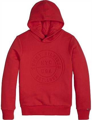 76cfbfcf3 3D Logo Hoodie (Boys 3-7 Years) Special Offer On Sale. Tommy Hilfiger