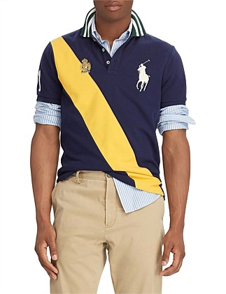632b92b8c SHORT SLEEVE KNIT-BASIC MESH On Sale. Polo Ralph Lauren