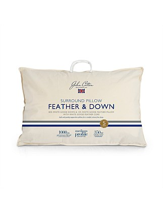 Surround Pillow Feather & Down