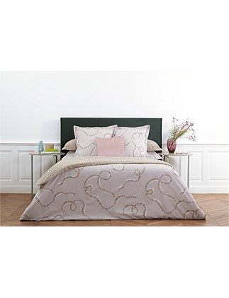 GALONS SINGLE BED FLAT SHEET