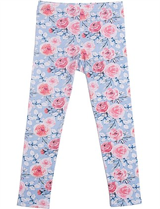 PRETTY FLOWERS LEGGINGS