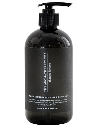 Therapy Kitchen Hand Wash - Lemongrass Lime & Bergamot