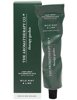 Therapy Garden Hand Cream - Wild Mint & Lime
