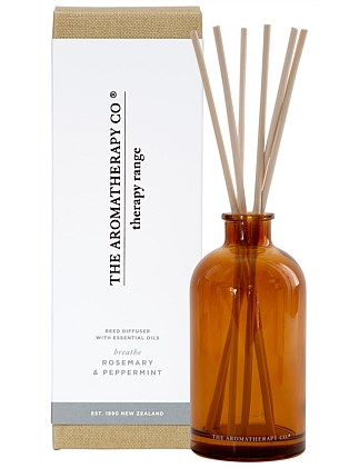 Therapy Diffuser Breathe - Rosemary & Peppermint