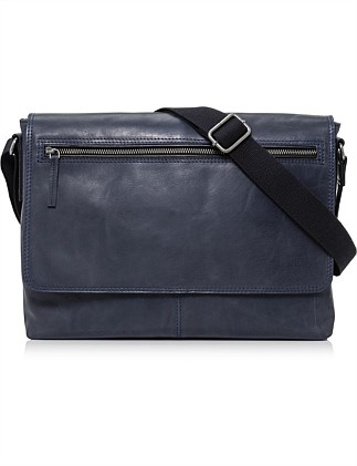 MAINE EAST WEST LARGE MESSENGER BAG