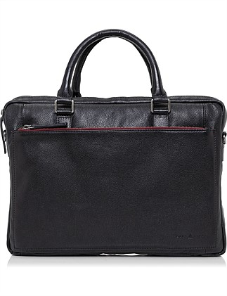 cfcaa8df4a5f ASTON LEATHER SLIM BRIEFCASE Special Offer