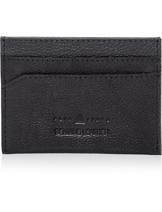 ASTON SLIM CC NOTE LEATHER WALLET