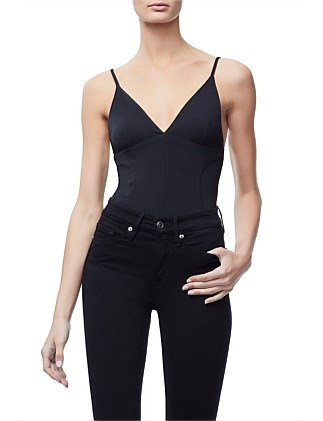 The Not So Basic Cami Bodysuit