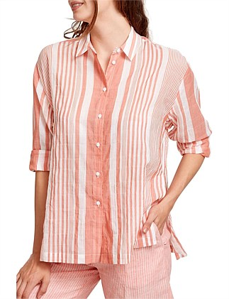 CASABLANCA STRIPE SHIRT