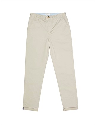 Mini Drill Chino Pant (Boys 8-16 Years)