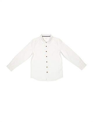 L/S Dobby Shirt (Boys 8-16 Years)