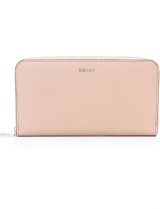 LOVENOR W ZIP AROUND WALLET