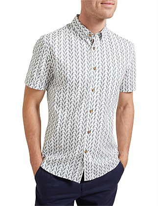 Short Sleeve Tapered Dale Shirt