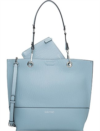 SONOMA NORTH SOUTH REVERSIBLE TOTE TWILIGHT BLUE