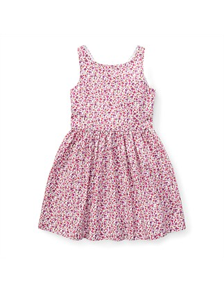 Floral Fit-and-Flare Dress (2-3 Years)