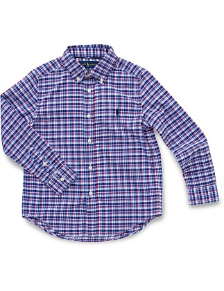 Performance Oxford Shirt (4-7 Years)