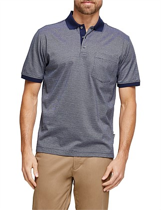 Drew Mercerised Polo
