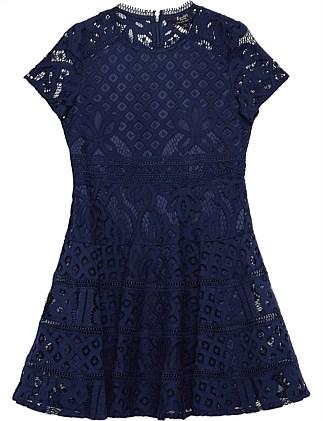 d8667f3cda4 Estelle Lace Dress
