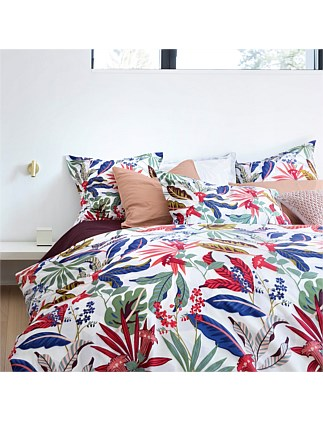 CALICES QUEEN BED FLAT SHEET