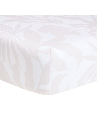 CALICES SINGLE BED FITTED SHEET
