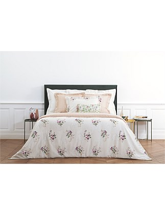 ROMANTIC DOUBLE BED DUVET COVER
