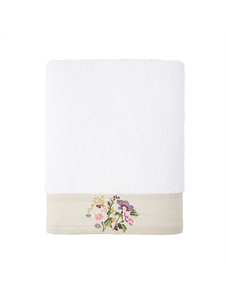 ROMANTIC BATH TOWEL