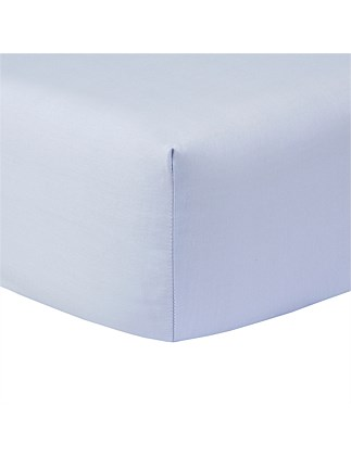 TRIOMPHE OPALIA KING BED FITTED SHEET