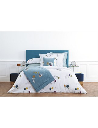 PAVOT QUEEN BED FLAT SHEET