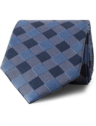 Blue & Navy Check