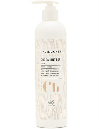 COCOA BUTTER CREAM 500mL
