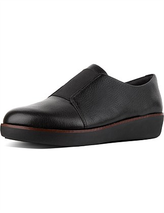 LACELESS ELASTIC DERBY