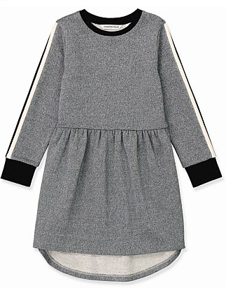 Glitter Sweat Dress (Girls 2-12)