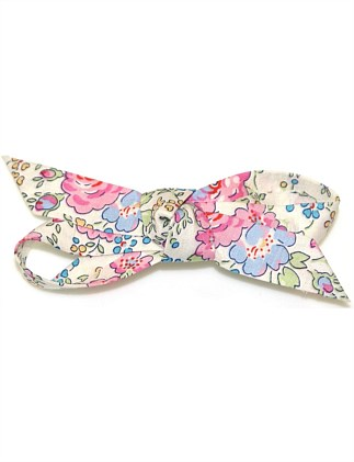 LIBERTY FELICITE BIG BOW CLIP