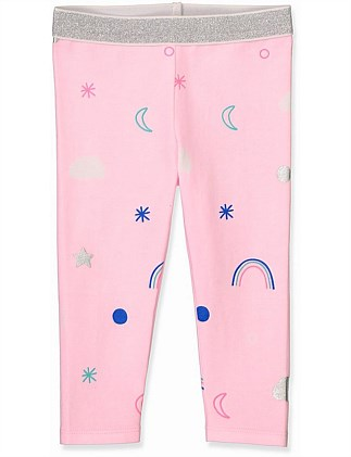 Dreamy Legging (Baby Girls 0-2)