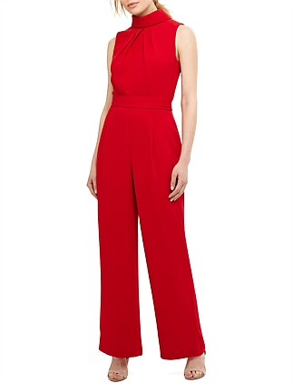 d904a579d68 CRESSIDA ROLL NECK JUMPSUIT Special Offer
