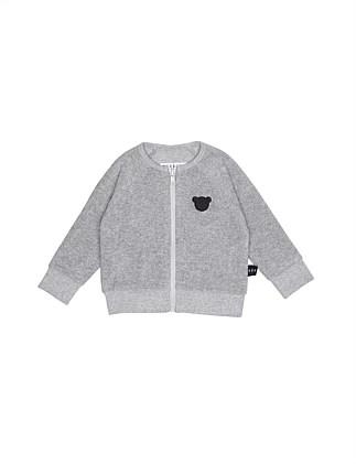 Terry Sweat Jacket(0-3M-36M)
