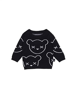 Unbearable Knit Jumper(0-3M-24M)