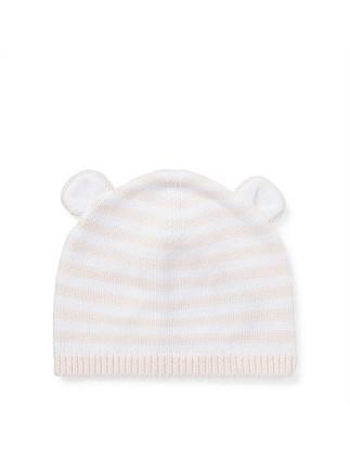 Bear-Ear Cotton Hat9-12M-18-24M) ... 049c9a6d276b