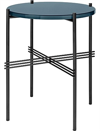 TS Side Table Round 40cm Navy Blue