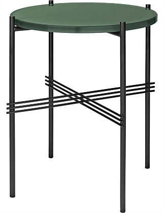 TS Side Table Round 40cm Dusty Green