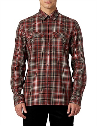 Ls Check Shirt