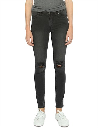 Isabel Mid Rise Skinny Jean