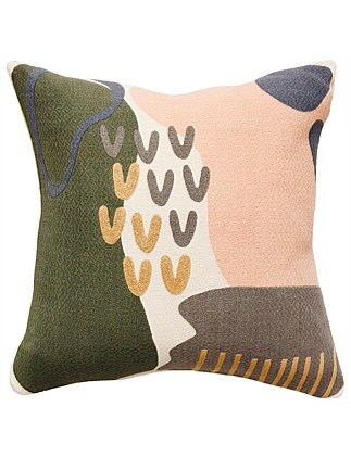 Greta Cushion with Feather Inner